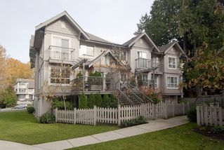 "Photo 2: 8 7503 18TH Street in Burnaby: Edmonds BE Townhouse for sale in ""SOUTHBOROUGH"" (Burnaby East)  : MLS®# V795972"