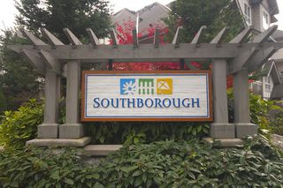 """Photo 1: 8 7503 18TH Street in Burnaby: Edmonds BE Townhouse for sale in """"SOUTHBOROUGH"""" (Burnaby East)  : MLS®# V795972"""