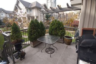"Photo 24: 8 7503 18TH Street in Burnaby: Edmonds BE Townhouse for sale in ""SOUTHBOROUGH"" (Burnaby East)  : MLS®# V795972"