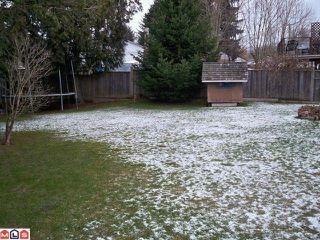 Photo 2: 27511 31B AV in Langley: Aldergrove Langley House for sale : MLS®# F1100986