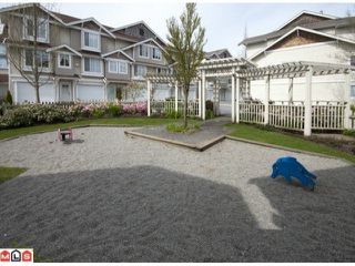 "Photo 10: 5-12110 75A AVE in SURREY BC: Queen Mary Park Surrey Townhouse  in ""MANDALAY VILLAGE"" (Surrey)  : MLS®# F1010789"