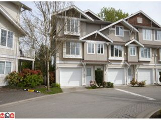 "Photo 1: 5-12110 75A AVE in SURREY BC: Queen Mary Park Surrey Townhouse  in ""MANDALAY VILLAGE"" (Surrey)  : MLS®# F1010789"