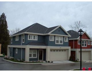 """Photo 1: 14 3495 147A Street in Surrey: King George Corridor House for sale in """"Elgin Brook Lane"""" (South Surrey White Rock)  : MLS®# F2802608"""
