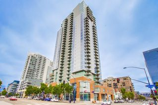 Photo 4: DOWNTOWN Condo for sale : 1 bedrooms : 800 The Mark Ln #1007 in San Diego