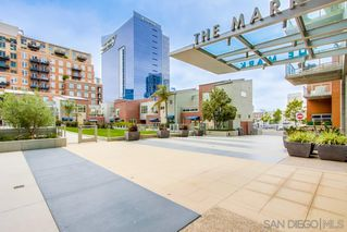 Photo 2: DOWNTOWN Condo for sale : 1 bedrooms : 800 The Mark Ln #1007 in San Diego