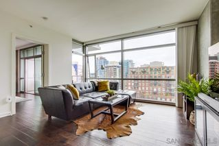 Photo 7: DOWNTOWN Condo for sale : 1 bedrooms : 800 The Mark Ln #1007 in San Diego