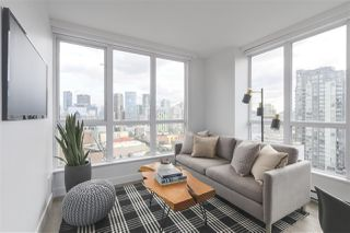 Photo 3: 1607 1188 HOWE STREET in Vancouver: Downtown VW Condo for sale (Vancouver West)  : MLS®# R2403400