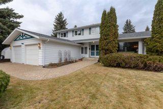 Main Photo: 93 FAIRWAY Drive in Edmonton: Zone 16 House for sale : MLS®# E4179247