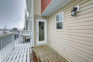Photo 22: 411 178 BRIDGEPORT Boulevard: Leduc Townhouse for sale : MLS®# E4187850