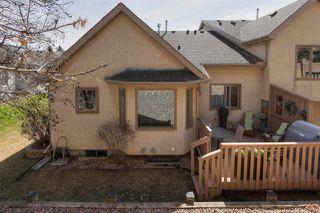 Photo 40: 27 57A ERIN RIDGE Drive: St. Albert Townhouse for sale : MLS®# E4203169