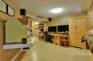 Photo 35: 27 57A ERIN RIDGE Drive: St. Albert Townhouse for sale : MLS®# E4203169