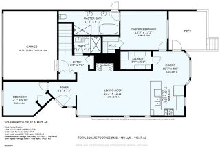 Photo 41: 27 57A ERIN RIDGE Drive: St. Albert Townhouse for sale : MLS®# E4203169