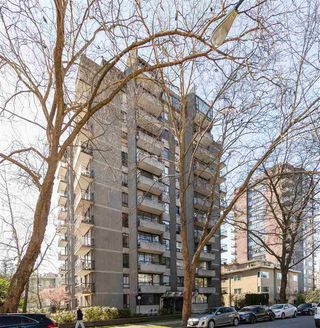 "Main Photo: 808 1720 BARCLAY Street in Vancouver: West End VW Condo for sale in ""LANCASTER GATE"" (Vancouver West)  : MLS®# R2472374"