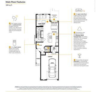 Photo 2: 364 Savoy Crescent: Sherwood Park House Half Duplex for sale : MLS®# E4215011