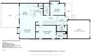 Photo 33: 63 DEER PARK Boulevard: Spruce Grove House for sale : MLS®# E4219019