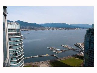 "Photo 2: 2804 - 1205 W. Hastings Street in Vancouver: Coal Harbour Condo for sale in ""CIELO"" (Vancouver West)  : MLS®# V817933"