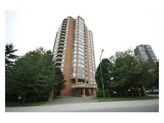 "Photo 1: 1504 - 4350 Beresford Street in Burnaby: Metrotown Condo for sale in ""Carlton on the Park"" (Burnaby South)"