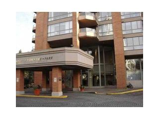 "Photo 2: 1504 - 4350 Beresford Street in Burnaby: Metrotown Condo for sale in ""Carlton on the Park"" (Burnaby South)"