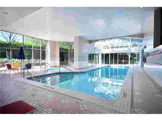 "Photo 3: 1504 - 4350 Beresford Street in Burnaby: Metrotown Condo for sale in ""Carlton on the Park"" (Burnaby South)"