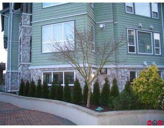 "Photo 1: 111 15555 16TH AV in White Rock: King George Corridor Condo for sale in ""SANDRINGHAM"" (South Surrey White Rock)  : MLS®# F2503053"