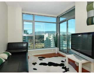 "Photo 6: 1601 1710 BAYSHORE Drive in Vancouver: Coal Harbour Condo for sale in ""BAYSHORE GARDENS"" (Vancouver West)  : MLS®# V706023"