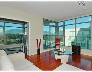 "Photo 3: 1601 1710 BAYSHORE Drive in Vancouver: Coal Harbour Condo for sale in ""BAYSHORE GARDENS"" (Vancouver West)  : MLS®# V706023"