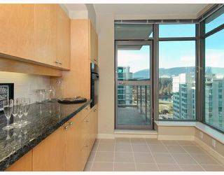 "Photo 7: 1601 1710 BAYSHORE Drive in Vancouver: Coal Harbour Condo for sale in ""BAYSHORE GARDENS"" (Vancouver West)  : MLS®# V706023"