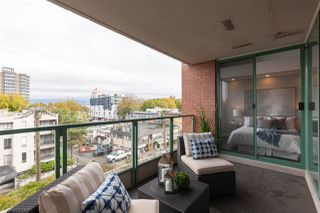 "Photo 16: 507 518 W 14TH Avenue in Vancouver: Fairview VW Condo for sale in ""PACIFICA"" (Vancouver West)  : MLS®# R2411511"