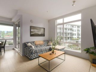 """Photo 3: 408 733 W 3RD Street in North Vancouver: Harbourside Condo for sale in """"THE SHORE"""" : MLS®# R2424919"""