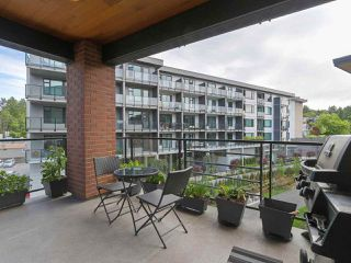 """Photo 17: 408 733 W 3RD Street in North Vancouver: Harbourside Condo for sale in """"THE SHORE"""" : MLS®# R2424919"""