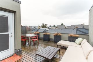 Photo 19: 1803 GREER Avenue in Vancouver: Kitsilano Townhouse for sale (Vancouver West)  : MLS®# R2434848