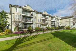 "Photo 1: 108 20881 56 Avenue in Langley: Langley City Condo for sale in ""Robert's Court"" : MLS®# R2439901"