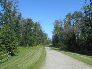 Photo 1: 49111 RR 73: Rural Brazeau County Rural Land/Vacant Lot for sale : MLS®# E4208197