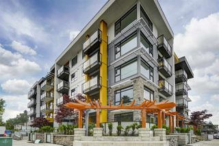 "Photo 1: 304 1519 CROWN Street in North Vancouver: Lynnmour Condo for sale in ""Crown & Mountain"" : MLS®# R2482130"