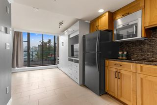 "Photo 3: 410 1630 W 1ST Avenue in Vancouver: False Creek Condo for sale in ""The Galleria"" (Vancouver West)  : MLS®# R2497368"
