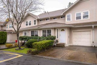 "Photo 1: 7 11870 232 Street in Maple Ridge: Cottonwood MR Townhouse for sale in ""Alouette Estates"" : MLS®# R2521494"