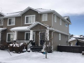 Photo 1: 54 ALLARD Way: Fort Saskatchewan Attached Home for sale : MLS®# E4223844
