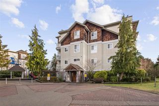"Photo 1: 208 10186 155 Street in Surrey: Guildford Condo for sale in ""SOMMERSET"" (North Surrey)  : MLS®# R2528619"