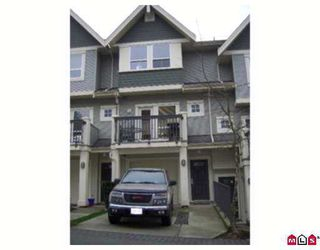 Photo 2: 15065 58TH Ave in Surrey: Sullivan Station Townhouse for sale : MLS®# F2705801