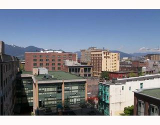 """Photo 8: 806 550 TAYLOR Street in Vancouver: Downtown VW Condo for sale in """"TAYLOR"""" (Vancouver West)  : MLS®# V648677"""