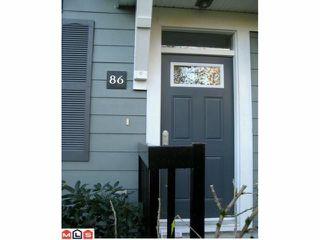 "Photo 1: # 86 15833 26TH AV in Surrey: Grandview Surrey Condo for sale in ""THE BROWNSTONES"" (South Surrey White Rock)  : MLS®# F1027241"