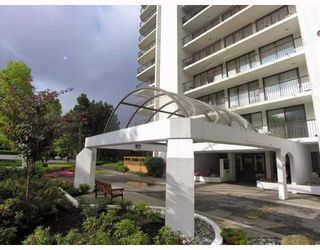 "Photo 2: # 1003 6455 WILLINGDON AV in Burnaby: Metrotown Condo for sale in ""PARKSIDE MANOR"" (Burnaby South)  : MLS®# V901476"
