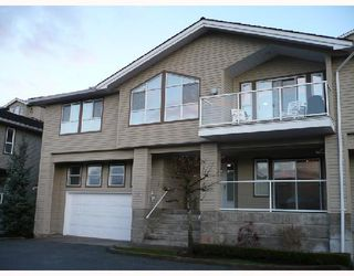"""Photo 1: 1136 CLERIHUE Road in Port_Coquitlam: Citadel PQ Townhouse for sale in """"THE SUMMIT"""" (Port Coquitlam)  : MLS®# V684090"""