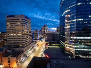 Photo 19: 1409 10024 JASPER Avenue in Edmonton: Zone 12 Condo for sale : MLS®# E4168708