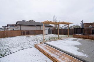 Photo 20: 36 Desrosiers Drive in Winnipeg: Canterbury Park Residential for sale (3M)  : MLS®# 1931823