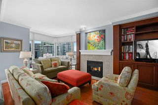 """Photo 13: 2002 1199 MARINASIDE Crescent in Vancouver: Yaletown Condo for sale in """"The Aquarius"""" (Vancouver West)  : MLS®# R2429674"""