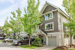 "Photo 2: 61 6747 203 Street in Langley: Willoughby Heights Townhouse for sale in ""SAGEBROOK"" : MLS®# R2454928"