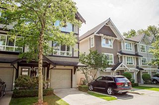 "Photo 1: 61 6747 203 Street in Langley: Willoughby Heights Townhouse for sale in ""SAGEBROOK"" : MLS®# R2454928"