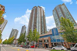 """Main Photo: 2702 2978 GLEN Drive in Coquitlam: North Coquitlam Condo for sale in """"GRAND CENTRAL ONE"""" : MLS®# R2478800"""
