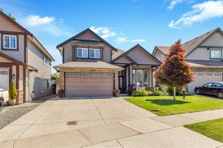 Main Photo: 27763 PORTER Drive in Abbotsford: Aberdeen House for sale : MLS®# R2478831